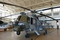 O modernizovaný vrtulník Mi-171Š armáda přišla loni ve Španělsku při účasti na cvičení Severoatlantické aliance.