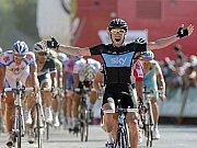 Švýcar Albasini vyhrál třináctou etapu slavné Vuelty.
