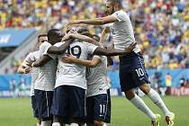 Francie - Nigérie: Radost favorita