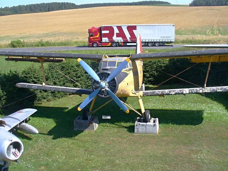"""AN-2. Legendární """"Andula"""". Prototyp vzlétl už v roce 1947 a letoun dodnes můžeme spatřit v některých aeroklubech nebo v soukromém sektoru"""