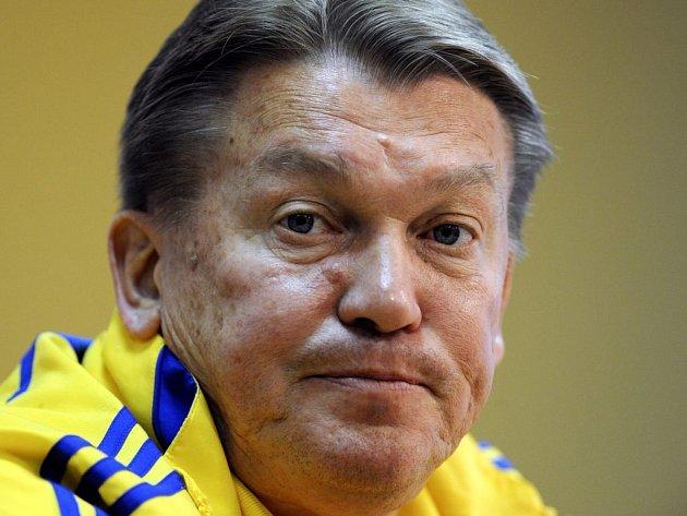 Oleg Blochin už není trenérem fotbalistů Dynama Kyjev.