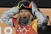 Chloe Kimová nemůže uvěřit, že se jí splnil americký sen.