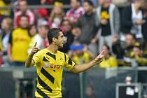 Henrich Mchitarjan z Dortmundu.