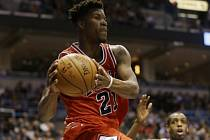 Jimmy Butler z Chicaga.