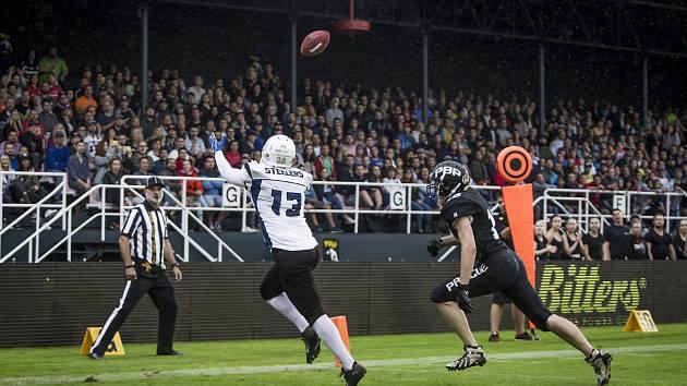 Momentka z Czech Bowlu 2018.