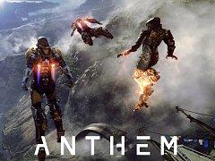 Počítačová hra Anthem.