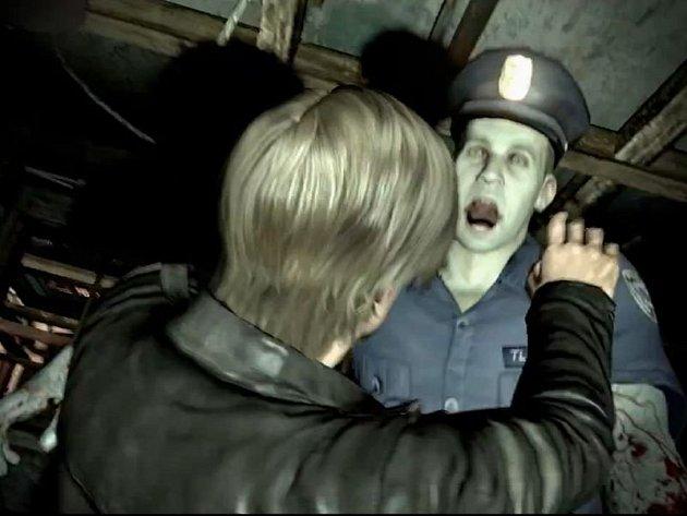 Počítačová hra Resident Evil 6.