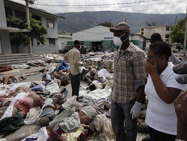 Podle tamní vlády úterní zemětřesení na Haiti zabilo 100.000 až 200.000 lidí. Zatím se celkem našlo na 50.000 těl, další tisíce obětí jsou pod troskami. Přesný počet mrtvých však prý nebude nikdy znám.