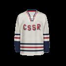 Hokejový dres z roku 1963.