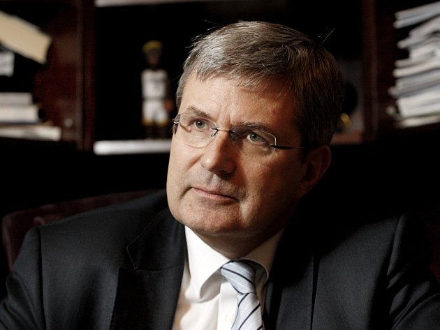 Předseda ČSTV Miroslav Jansta.