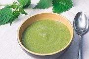 Polévka z kopřiv může být součástí jarní očistné kúry.
