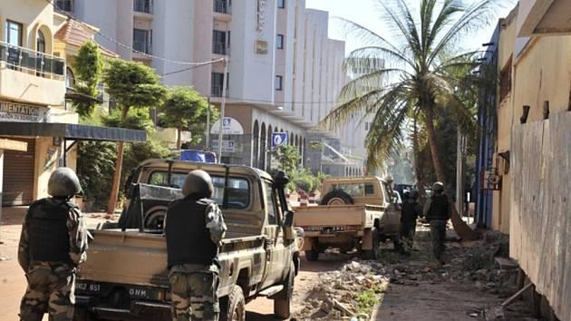 Při raketovém útoku na základnu mírové mise OSN na severovýchodě Mali dnes zahynuli dva guinejští vojáci a jeden civilista. Ilustrační foto.