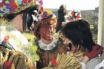 Maškary z Hlinecka chtějí být součástí UNESCO.