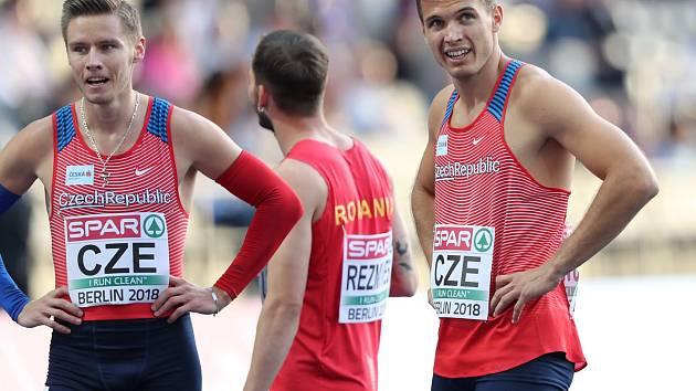 Poslední den mistrovství Evropy v Atletice v Berlíně.