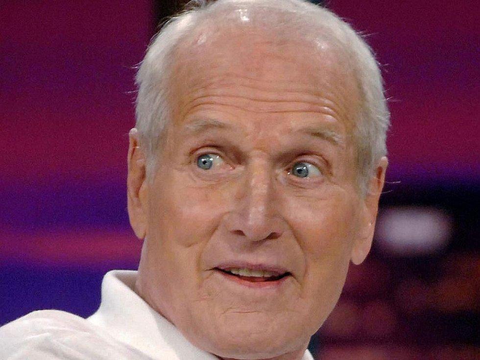Mluvčí Marni Tomljanovic oznámila v sobotu smutnou zprávu: Americký herec Paul Newman zemřel ve věku 83 let