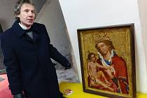 Národní galerie (NG) musí vydat církvi obraz Madony z Veveří. Rozhodl o tom dnes pravomocně pražský městský soud.
