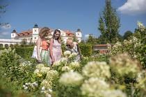Zahrady jižní Moravy