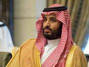 Saúdský korunní princ Muhammad