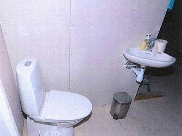 Vbunkru, který si 350mil od své ordinace zvrhlý lékař pět let budoval, ji držel týden.