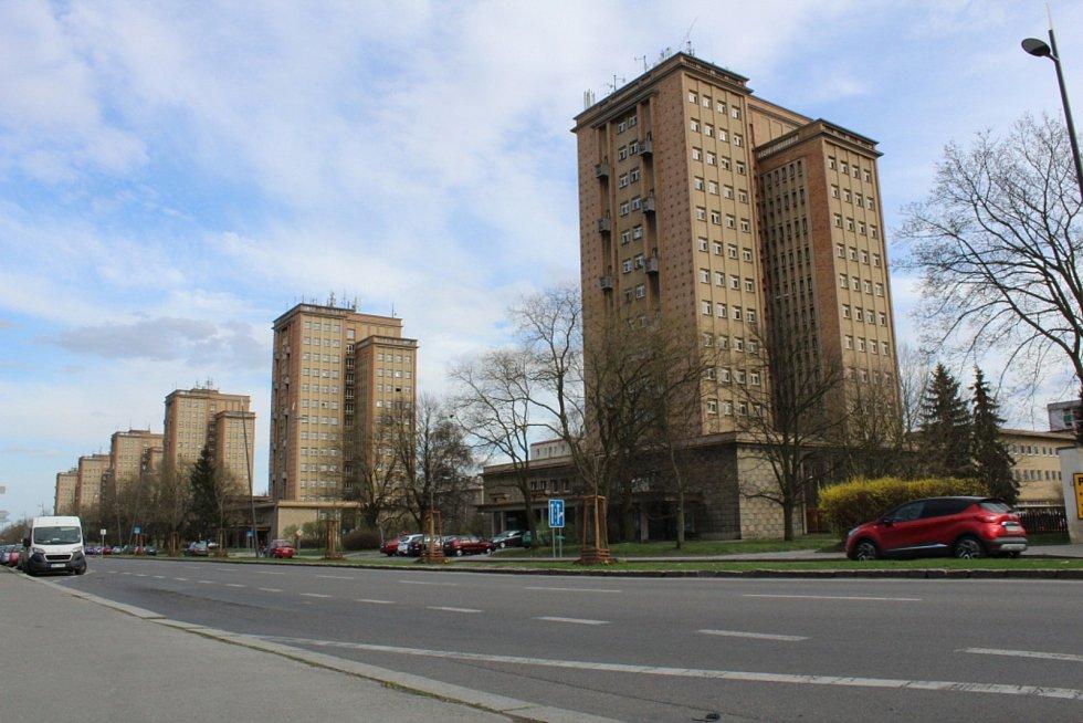 Kladenské rozdělovské věžáky jsou nemovitou kulturní památkou.