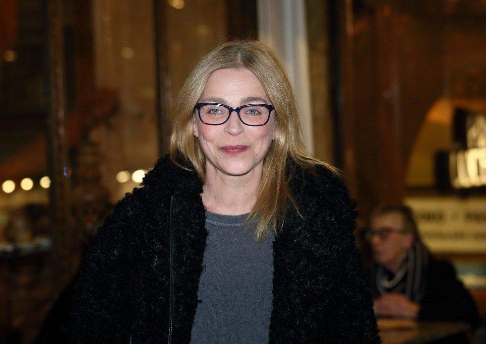 Herečka Lucie Zedníčková