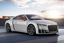 Koncept Audi TT Clubsport Turbo.