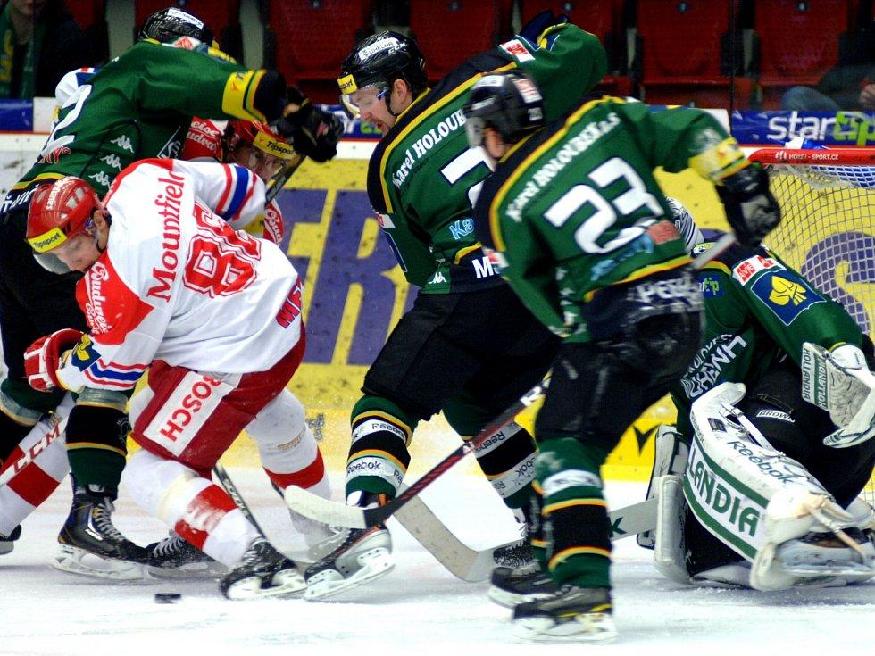 Karlovy Vary v zeleném deklasovaly České Budějovice.