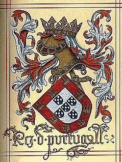 Erb portugalského krále Manuela I.