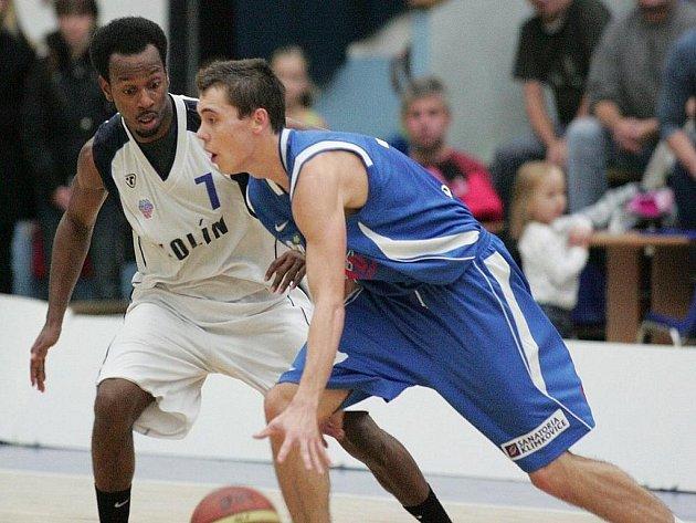 Basketbalisté Kolína si neporadili s Ostravou.
