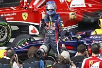 Kvalifikaci na Velkou cenu Malajsie suverénně ovládl Sebastian Vettel.