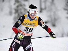 Marit Björgenová po mateřské pauze ovládla závod SP v Ruce na 10 km.