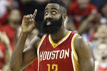James Harden z Houstonu.