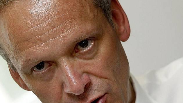 Šéf lidovců Cyril Svoboda.