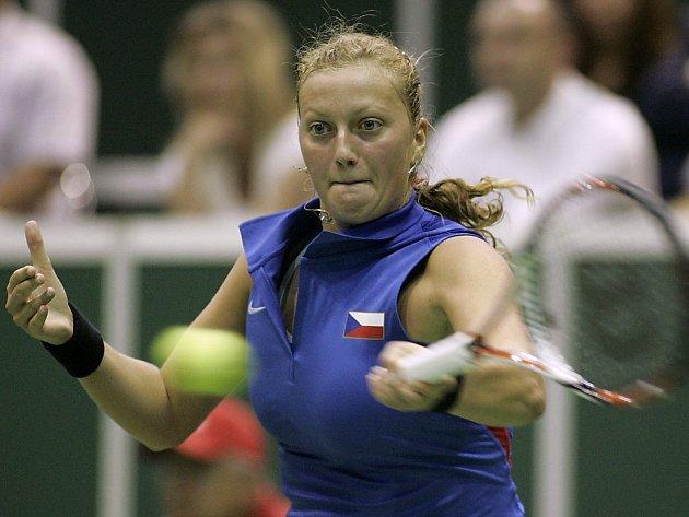 Petra Kvitová na americkou tenistku Alexu Glatchovou nestačila.