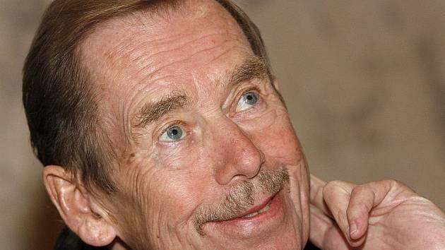 Spisovatel, dramatik a bývalý prezident Václav Havel