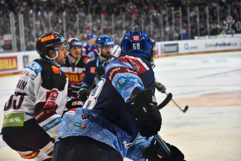 Dohrávka 10. kola - HC Sparta Praha - Rytíři Kladno