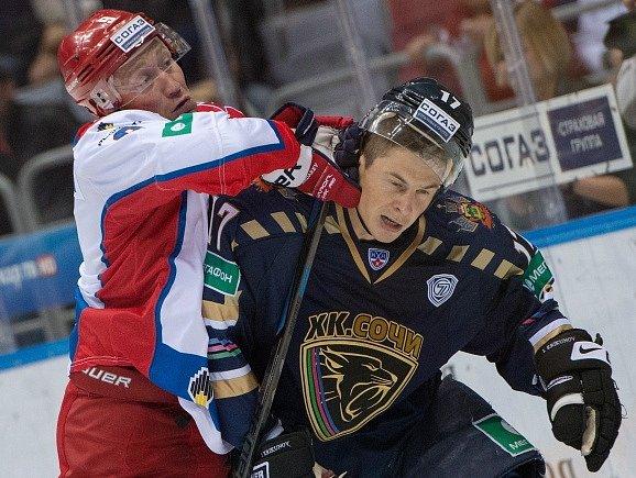 Ilustrační foto z KHL