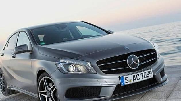 Mercedes třídy A