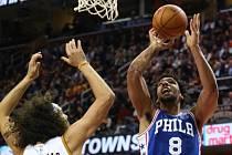 NBA: Cleveland porazil Philadelphii