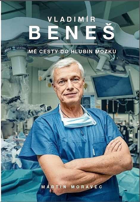 Obálka knihy Vladimíra Beneše