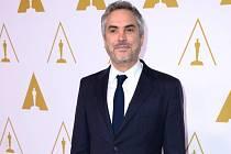 Mexický režisér Alfonso Cuarón.
