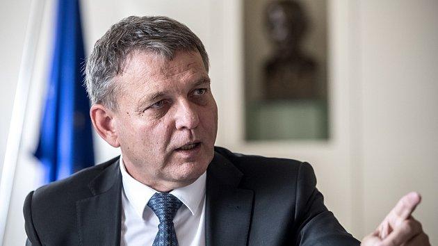 Někdejší ministr zahraničí Lubomír Zaorálek