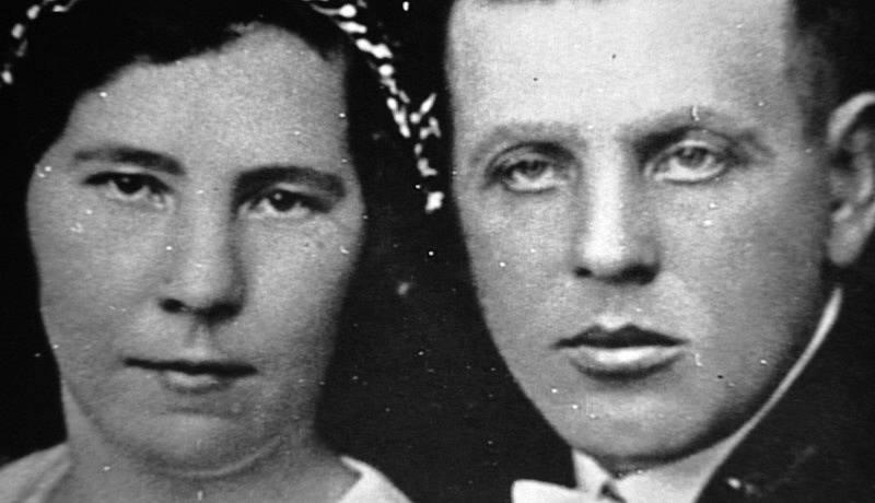 Rodiče Ferdinanda Korbela