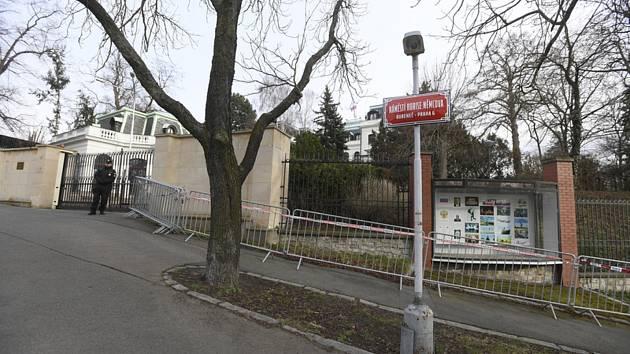 Náměstí Borise Němcova v Praze