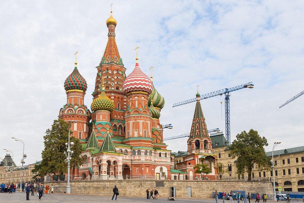 Moskva. Ilustrační snímek