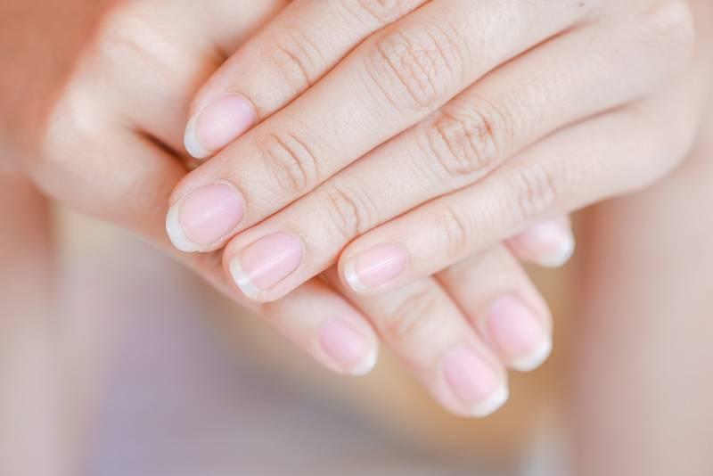 Zdravé nehty