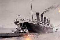 Dokumentární snímek z vyplutí Titanicu