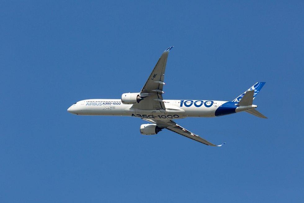 Letadlo Airbus A350 1000