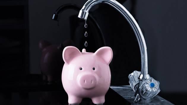 Spotřeba vody - Ilustrační foto