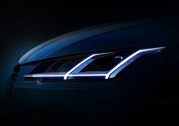 Nové Audi TT.